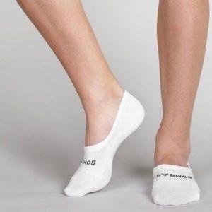 (3) BOMBAS Lightweight No Show Women's Socks